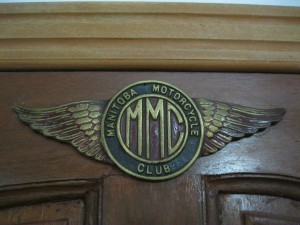 MMC plaque