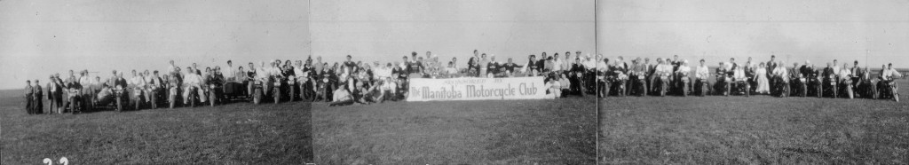 1935 MMC group Photo from 1935 taken in Headingley Mb.