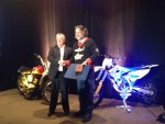 MMC President receives Canadian M/C Hall of Fame 2014 inductee award
